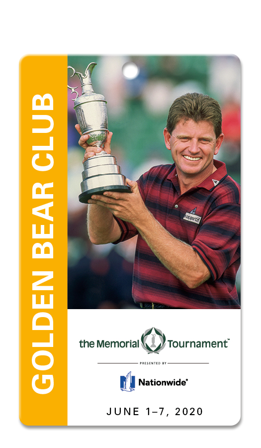 Example of Weekly Golden Bear Club Badge Pack of Six (6)