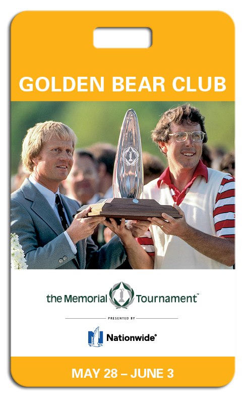 Image for Weekly Golden Bear Club Badge Pack of Six (6)