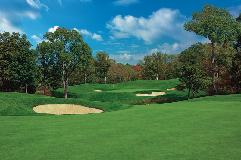 Photo of Hole 17