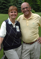 photo of Rick and Nancy Minton